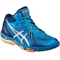Asics  Gelvolley Elite 3 MT  men's Shoes (Trainers) in Blue