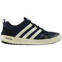 adidas  Terrex CC Boat  men's Shoes (Trainers) in Black