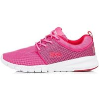 Lonsdale  Sivas  men's Shoes (Trainers) in Pink