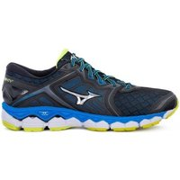 Mizuno  Wave Sky  men's Shoes (Trainers) in Black