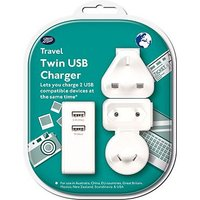 Boots Twin USB charger