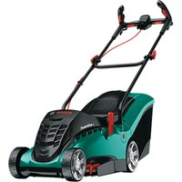 Bosch Rotak 37 LI Ergoflex Cordless Hand-Propelled Electric Lawnmower