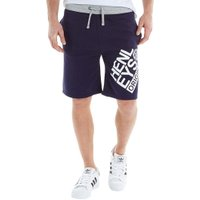 Henleys Mens Niteflix Shorts Navy