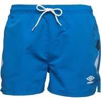 Umbro Mens Olympico Swim Shorts Royal/Dark Navy/White