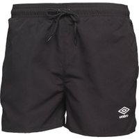 Umbro Mens Essential Swim Shorts Black