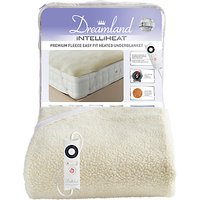 Dreamland Fleece Easy Fit Heated Electric Underblanket