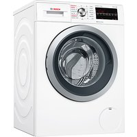 Bosch WVG30462GB Serie 6 Freestanding Washer Dryer, 7kg Wash/4kg Dry Load, A Energy Rating, 1500rpm