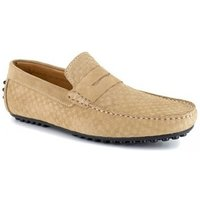 Peter Blade  Loafer  Sand Leather LIVERPOOL  men's Loafers / Casual Shoes in multicolour