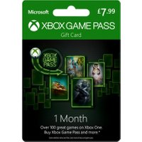 MICROSOFT Xbox One Game Pass - 1 month
