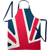 Jacks & Co Great Britain Apron, Red/Blue/White