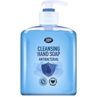 Boots Cleansing Anti-bacterial Hand Wash 500ml