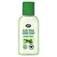 Boots Aloe Vera Antibacterial Hand Gel Mini 50ml