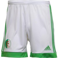 adidas Mens Algeria 3 Stripe Climacool Shorts White/Green
