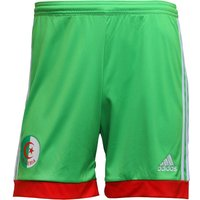 adidas Mens Algeria 3 Stripe Climacool Shorts Green/Red/White