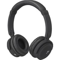 GOJI Lites GLITOBT18 Wireless Bluetooth Headphones - Black, Black