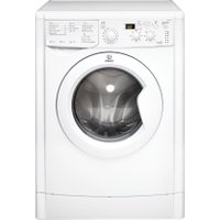 Indesit Washer Dryer IWDD7143  - White, White