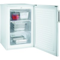 HOOVER HTUP130WK Undercounter Freezer - White, White
