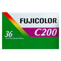 Fujicolor C200 36 exposure box