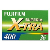 Fujifilm Superia 400 36 exposure box