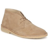 French Connection  Ark  men's Mid Boots in Beige