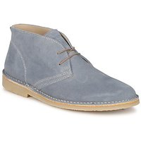 French Connection  Ark  men's Mid Boots in Blue