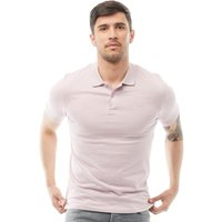 JACK AND JONES Mens Colin Polo Keepsake Lilac