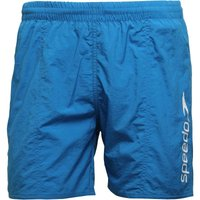 Speedo Mens Scope 16 Water Shorts Blue