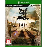 State of Decay 2, Xbox One