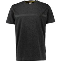 Puma  2015-2016 Borussia Dortmund 09 Tee (Dark) - Kids  men's T shirt in Grey