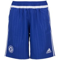adidas  2015-2016 Chelsea Woven Shorts  men's Shorts in Blue