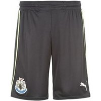 Puma  2012-13 Newcastle 3rd Football Shorts (Kids)  women's Shorts in Black