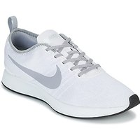 Nike  DUALTONE RACER  men's Shoes (Trainers) in White