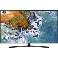 Samsung UE43NU7400 HDR 4K Ultra HD Smart TV, 43 with TVPlus/Freesat HD, Dynamic Crystal Colour & 360