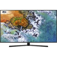 Samsung UE50NU7400 HDR 4K Ultra HD Smart TV, 50 with TVPlus/Freesat HD, Dynamic Crystal Colour & 360