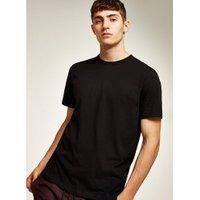 Mens Black Classic T-Shirt, Black