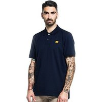 Trendsplant  POLO  NAVY CLASSIC  men's Polo shirt in Blue