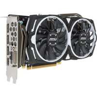 MSI Radeon RX 570 8 GB Armor OC Graphics Card