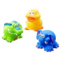 Nuby Fun Squirters 3 Pack