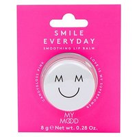 My Mood Smile Everday Smoothing Lip Balm Love Is My Superpower Candy Gloss Pink