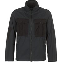 G-Star Raw  TYPE C UTILITY PM OVERSHIRT  men's Jacket in Black