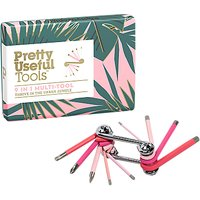 Pretty Useful Tools 9-in1 Multi Tool, Paradise Pink