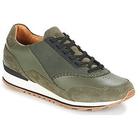 BOSS Casual  ZEPHIR RUNNING  men's Shoes (Trainers) in Green