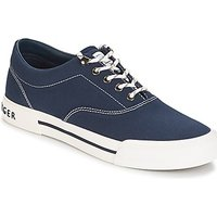 Tommy Hilfiger  YARMOUTH  men's Shoes (Trainers) in Blue