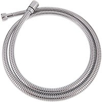 John Lewis & Partners Stainless Steel Stretch Shower Hose
