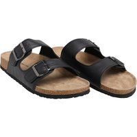 French Connection Mens Sandals Black