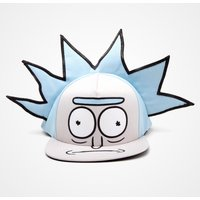 Rick and Morty Rick Hair Snapback Cap