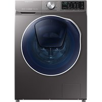 Samsung QuickDrive WD90N645OOX/EU Freestanding Washer Dryer with AddWash, 9kg Wash/5kg Dry Load, A E