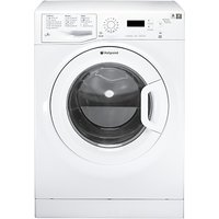 Hotpoint Aquarius WMAQF641P Freestanding Washing Machine, 6kg Load, A+ Energy Rating, 1400rpm Spin,