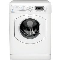 Hotpoint WDD 750P Freestanding Washer Dryer, 7kg Wash/5kg Dry Load, A Energy Rating, 1400rpm Spin, W