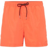 Men's Jack & Jones Basic Sunset Swim Shorts, Orange